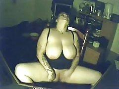 Minu pervert busty ema lõbus pc. varjatud kaamera